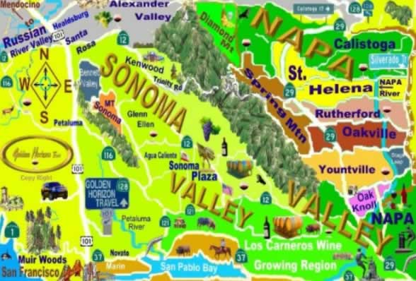 Private Napa Tours From San Francisco