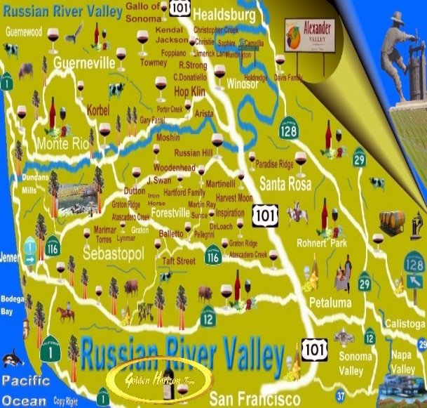 Best Russian River Valley Wine Tour